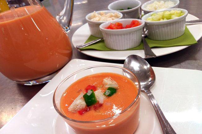 Gazpacho andaluz