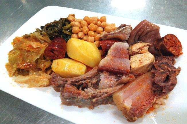 Cocido gallego sabores de hoy - Salsa para bogavante cocido ...
