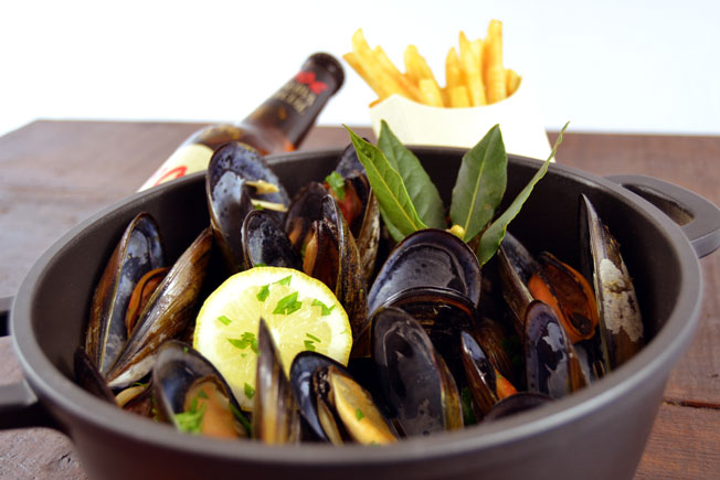 Moules - Frites
